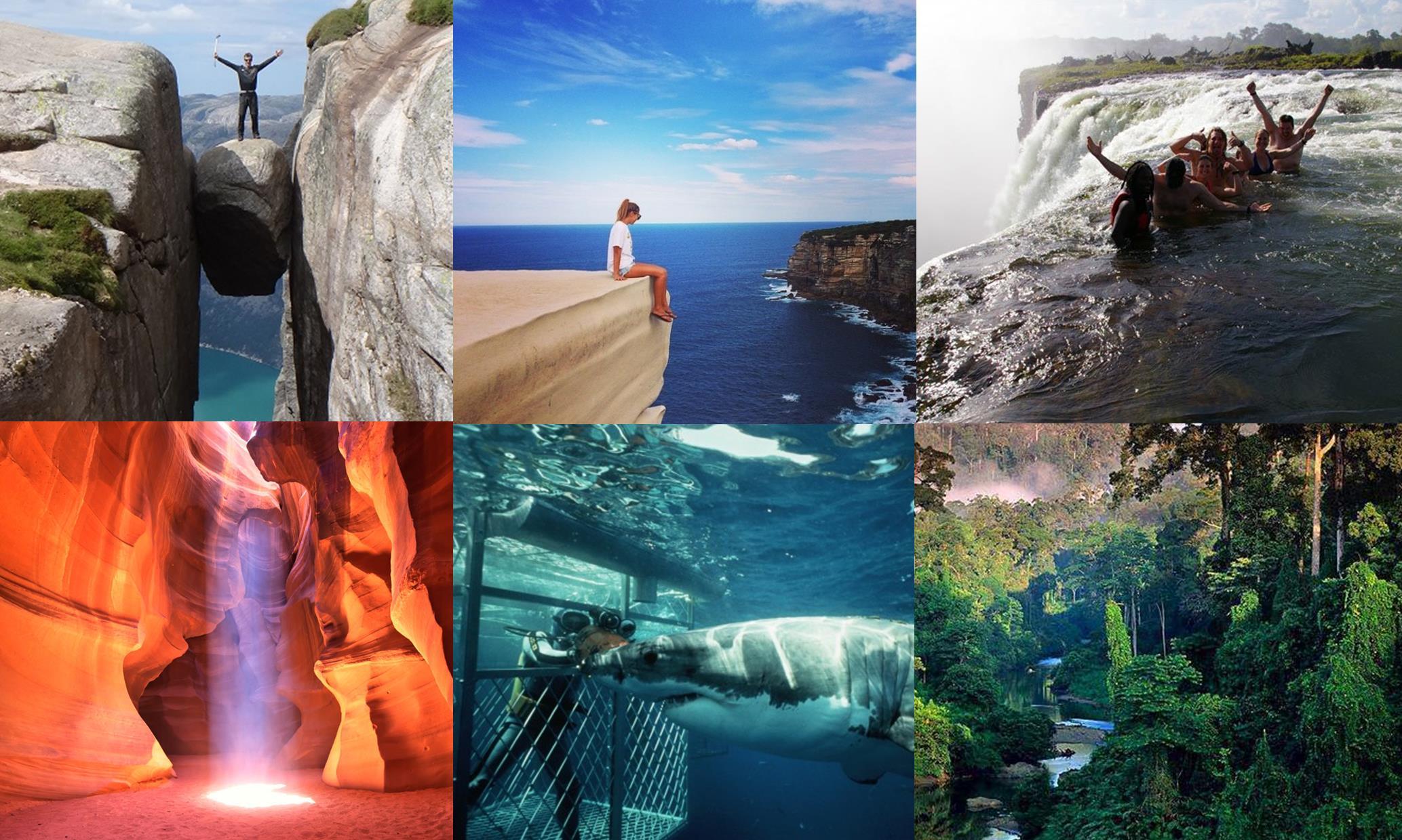 Los lugares m s hermosos y peligrosos del mundo te - Fotos de los cuartos mas bonitos del mundo ...