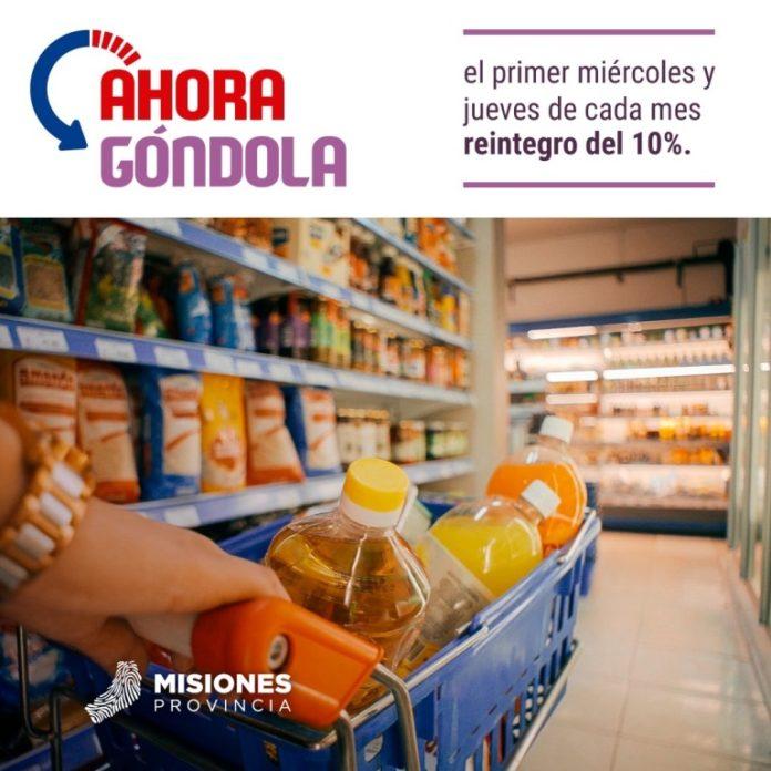 """""""Ahora Góndola"""" con más de 100 comercios adheridos en Noviembre"""